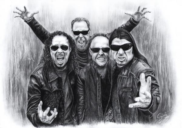 Metallica by Hillcza